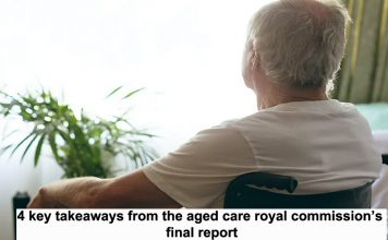 4 key takeaways from the aged care royal commission's final report