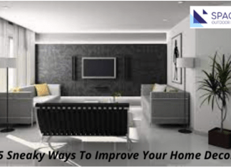 5 sneaky ways to improve your home decor