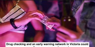 drug checking and an early warning network in victoria could save lives: new coroner's report