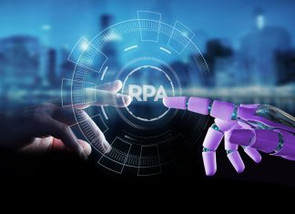 benefits of robotic process automation (rpa) in financial services.