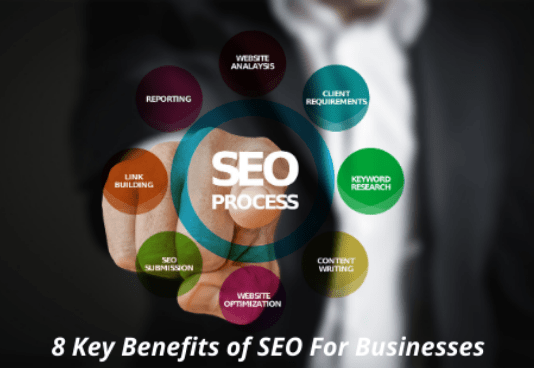 8 key benefits of seo for businesses