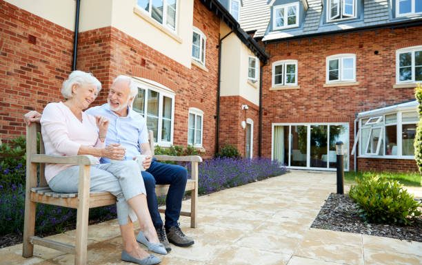 retirement houses: 7 tips on how to make a right choice