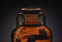 ancient greeks blockbuster comes to australia after covid delay