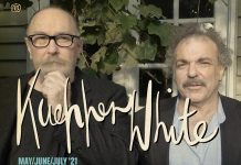 ed kuepper with jim white – more shows announced