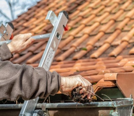 why would you clean your gutter?
