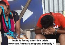 india is facing a terrible crisis. how can australia respond ethically?