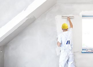 what are the different types of plastering tools?