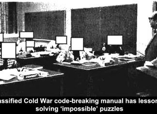 declassified cold war code-breaking manual has lessons for solving 'impossible' puzzles