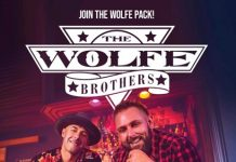 the wolfe brothers are'startin' something'with a new duet release alongside usa powerhouse duo locash