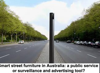 smart street furniture in australia: a public service or surveillance and advertising tool?