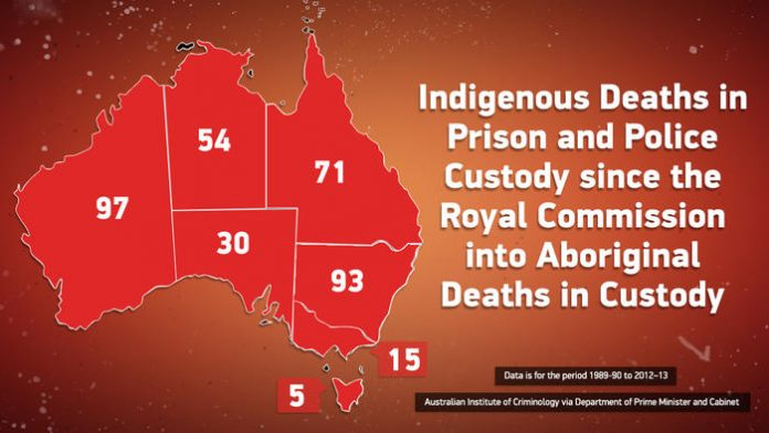 larissa behrendt asks why indigenous justice has not changed since the royal commission 30 years ago
