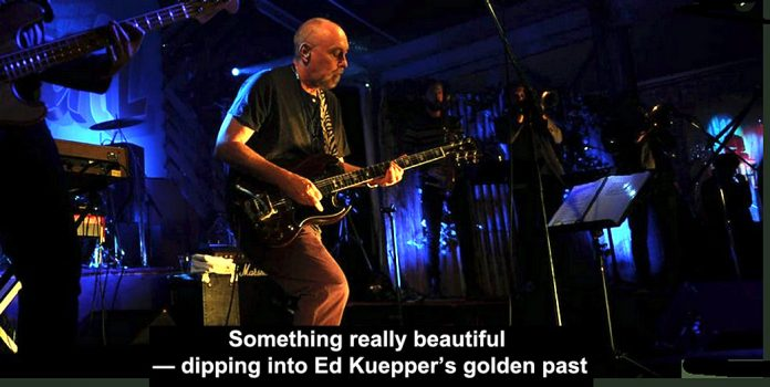 something really beautiful — dipping into ed kuepper's golden past