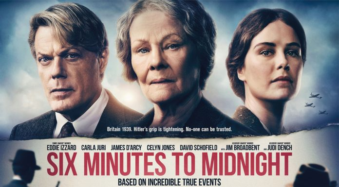 minutes to midnight (cinema release 2020)