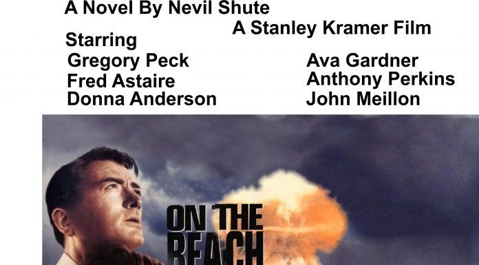 on the beach (1959 release now streaming on stan)