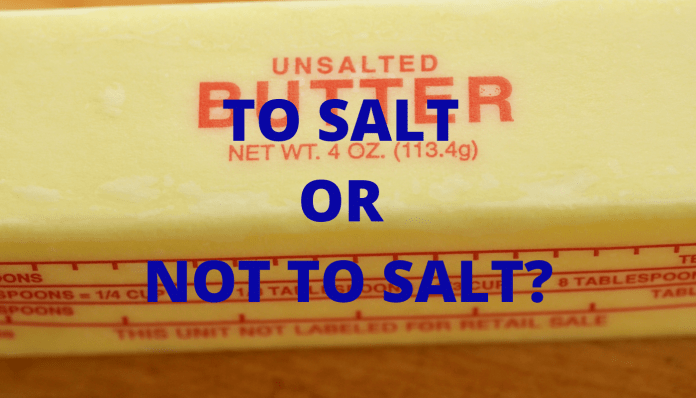 unsalted insulted