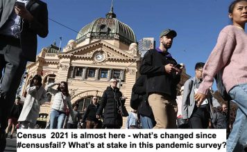 census 2021 is almost here — what's changed since #censusfail? what's at s  take in this pandemic survey?