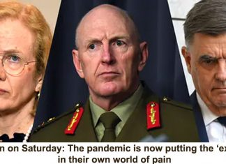 grattan on saturday: the pandemic is now putting the 'experts' in their own world of pain
