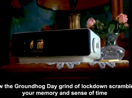 how the groundhog day grind of lockdown scrambles your memory and sense of time