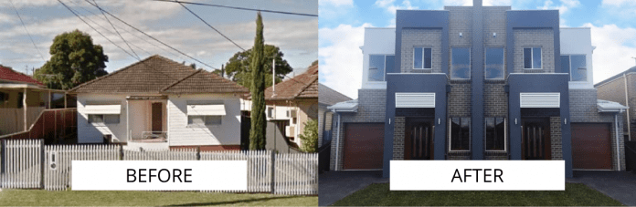the benefits of opting for a knockdown rebuild in sydney