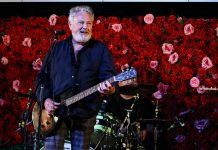 """ross wilson announces more shows to his""""'eagle rock'50th anniversary""""tour"""