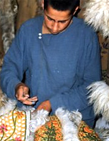 sunday essay: how 'afghan' coats left kabul for the fashion world and became a hippie must-have