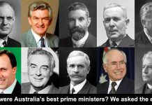 who were australia's best prime ministers? we asked the experts