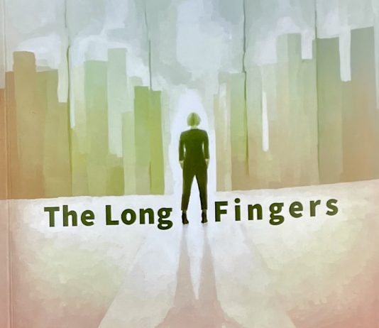 'the long fingers' by gwyneth graham   book review by meredith fuller