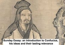 sunday essay: an introduction to confucius, his ideas and their lasting relevance