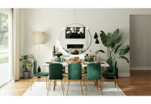 how to decorate your dining room: top 6 space-saving dining table ideas for small space