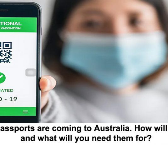 vaccine passports are coming to australia. how will they work and what will you need them for?