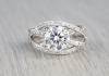 a simple guide on diamond shapes to help you buy engagement rings!