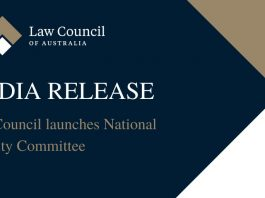 law council launches national security committee