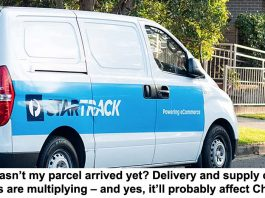 why hasn't my parcel arrived yet? delivery and supply chain problems are multiplying – and yes, it'll probably affect christmas